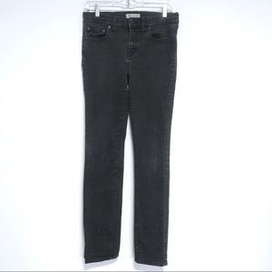 Madewell alley straight jeans 28